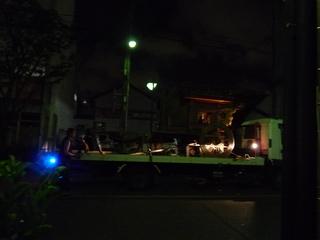 松寺の石取り