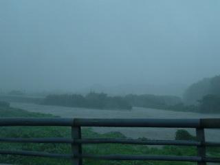 内部川(貝家橋から)